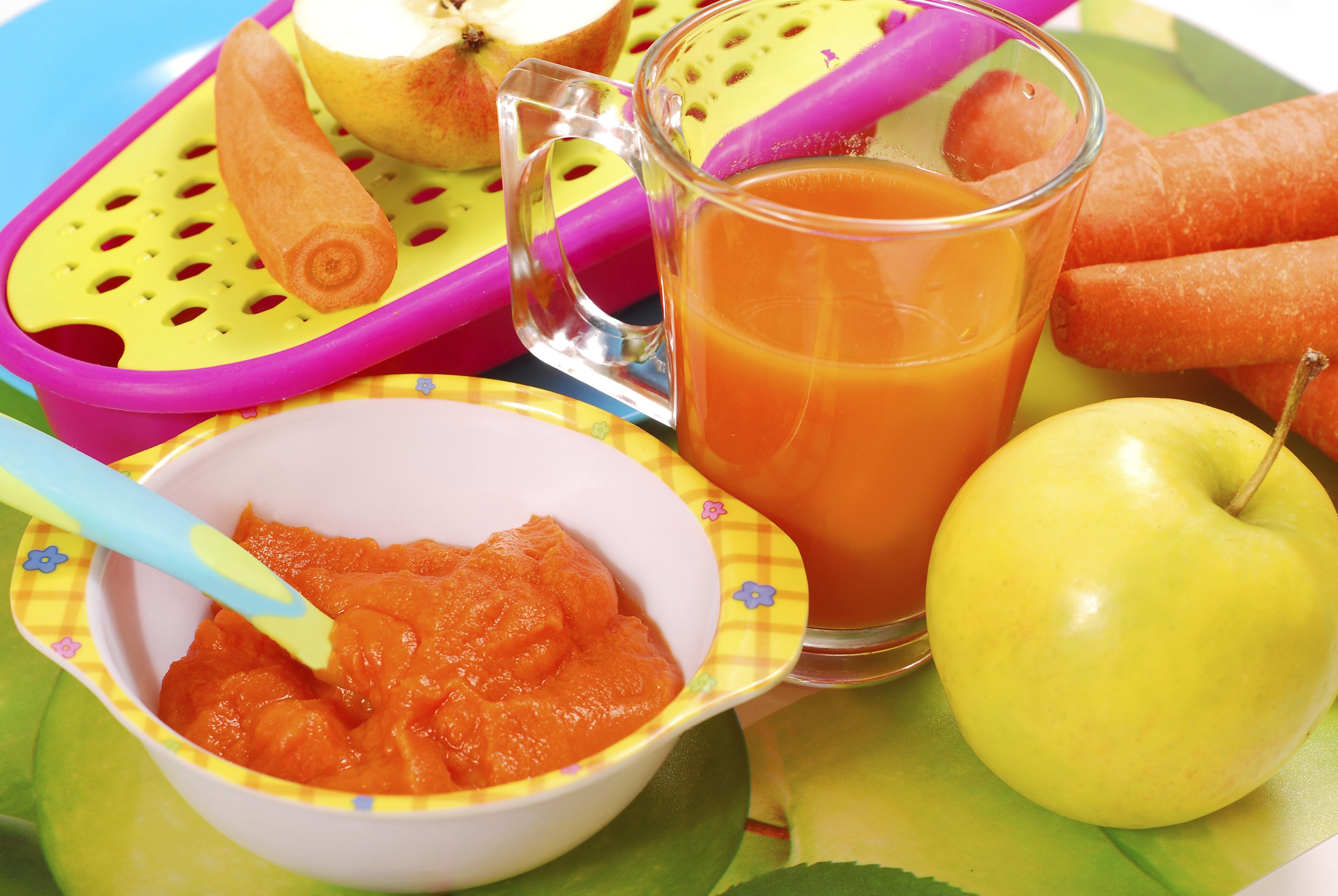 Овощи для первого прикорма: схема введения, рецепты овощного пюре для 49